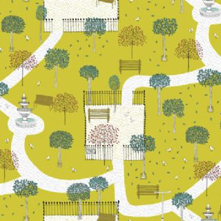 Dashwood Studio Street Life - 3690 - Park Scenes - STLF1102 - Cotton Fabric